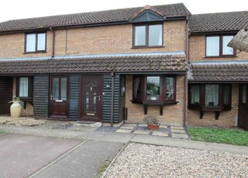 Thumbnail 2 bed terraced house for sale in Old School Close, Burwell