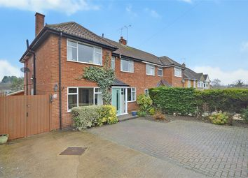 Thumbnail 4 bed semi-detached house for sale in Barton Road, Bilton, Rugby, Warwickshire