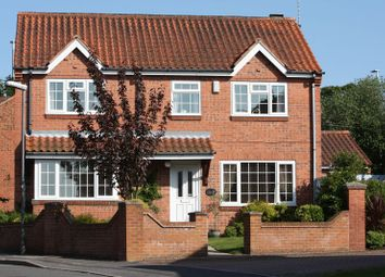 Thumbnail 4 bed detached house for sale in Church View, Old Ollerton, Newark