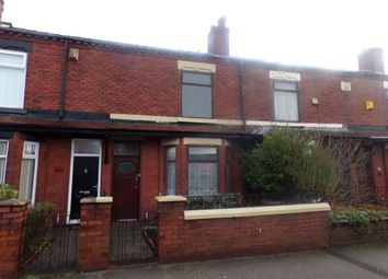 Thumbnail 3 bed terraced house for sale in Leigh Road, Leigh, Greater Manchester