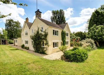 Thumbnail 4 bedroom detached house for sale in Little Somerford, Chippenham, Wiltshire