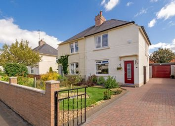 Thumbnail 2 bed semi-detached house for sale in Meadowbank Crescent, Ormiston, Tranent
