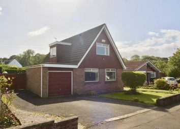 Thumbnail 4 bed detached house for sale in Bradan Drive, Alloway, Ayr