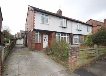 Thumbnail 3 bed semi-detached house for sale in Grange Drive, Monton, Manchester
