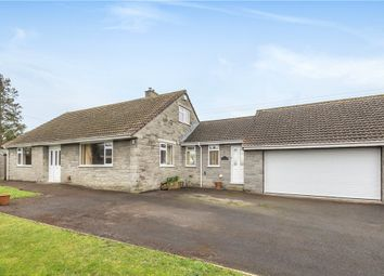 Thumbnail 3 bed detached bungalow for sale in Chapel Lane, South Barrow, Yeovil, Somerset