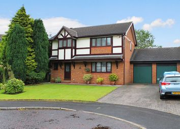 Thumbnail 4 bed detached house for sale in Bowlers Walk, Rochdale