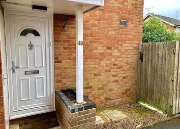 Thumbnail 1 bed terraced house for sale in Small Crescent, Buckingham