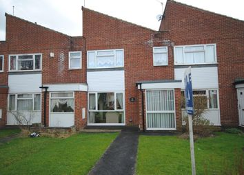 Thumbnail 2 bed town house for sale in Wordsworth Road, Newbold, Chesterfield