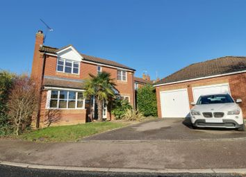 Thumbnail 4 bed detached house for sale in Gatesbury Way, Puckeridge, Ware