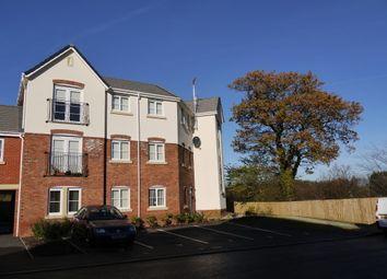 Thumbnail 2 bed flat to rent in Pendinas, Wrexham