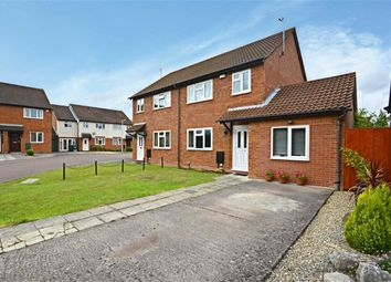 Thumbnail 4 bed semi-detached house for sale in Miller Close, Longlevens, Gloucester