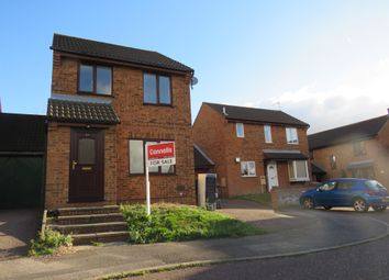 Thumbnail 3 bed semi-detached house for sale in Verdant Vale, Northampton