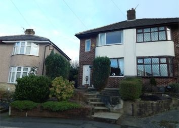 Thumbnail 3 bed semi-detached house for sale in Hallam Crescent, Nelson, Lancashire
