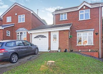 Thumbnail 3 bed detached house for sale in Stokesay Close, Oldbury