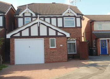 Thumbnail 3 bedroom detached house for sale in Biggart Close, Chilwell, Nottingham