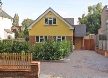 Thumbnail 3 bed detached house to rent in Oaken Lane, Claygate