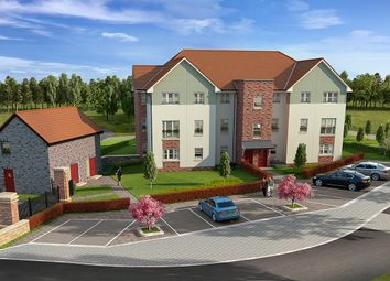 "Thumbnail 2 bed flat for sale in ""Bruce"" at Cherrytree Gardens, Bishopton"