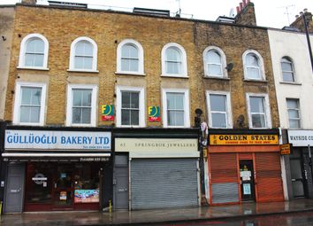 Thumbnail 1 bed flat for sale in Lower Clapton Road, Clapton