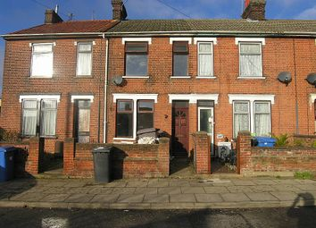 3 bed terraced house to rent in Hill House Road, Ipswich IP3