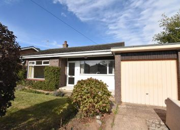 Thumbnail 3 bed detached bungalow for sale in Elm Drive, Louth