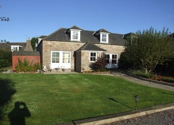 Thumbnail 4 bed link-detached house to rent in Peterculter