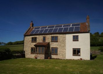 Thumbnail 3 bed detached house for sale in Priddy Veal Lane, Easton, Wells