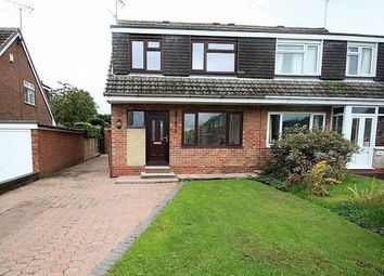 Thumbnail 3 bed property for sale in Elmwood Drive, Blythe Bridge, Stoke-On-Trent