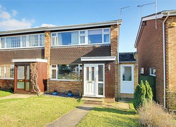 Thumbnail 3 bed end terrace house for sale in Yewlands, Sawbridgeworth, Hertfordshire