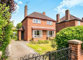 Thumbnail 3 bed detached house for sale in Ardmillan Close, Oswestry