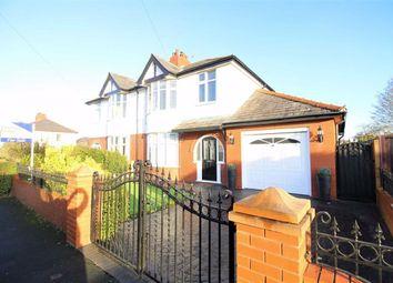 3 bed semi-detached house for sale in Clifton Avenue, Ashton-On-Ribble, Preston PR2