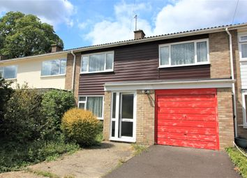 Thumbnail 3 bed terraced house for sale in Thodays Close, Willingham, Cambridge