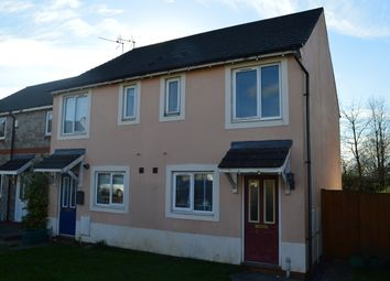 Thumbnail 2 bedroom end terrace house to rent in Clos Ogney, Llantwit Major