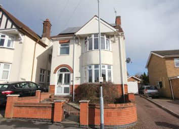 Thumbnail 3 bed detached house for sale in Hurst Road, Hinckley