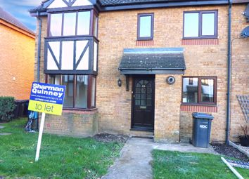 Thumbnail 2 bedroom property to rent in Lindisfarne Close, Eynesbury, St. Neots