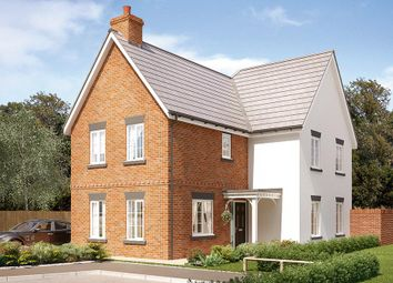 "Thumbnail 4 bed detached house for sale in ""The Hartlebury"" at Burton Street, Market Harborough"