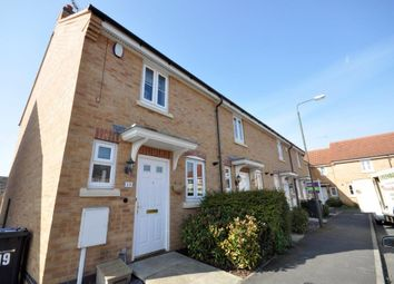 Thumbnail 2 bed semi-detached house to rent in Alonso Close, Chellaston, Derby