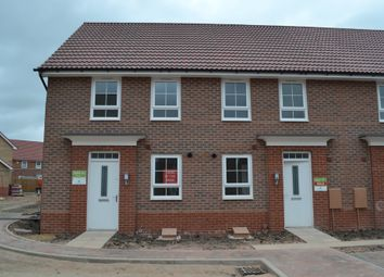 Thumbnail 3 bed town house to rent in Wisdom Close, Newark