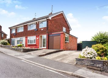 Thumbnail 3 bed semi-detached house for sale in Clumber Street, Warsop