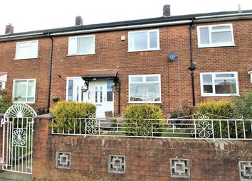 Thumbnail 3 bed terraced house for sale in Borrowdale Road, Middleton, Manchester