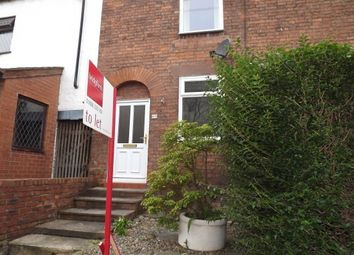 Thumbnail 2 bed property to rent in Navigation Road, Northwich