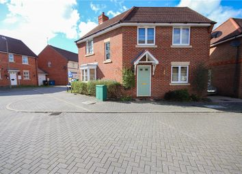 Thumbnail 3 bed detached house for sale in King John Street, Fleet, Hampshire