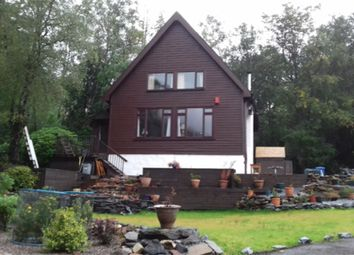Thumbnail 4 bed detached house for sale in Glenfinnan
