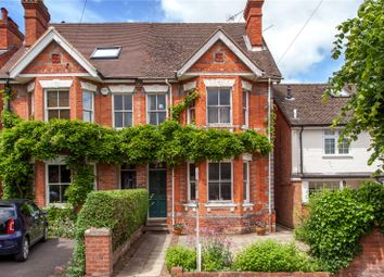 Thumbnail 5 bed semi-detached house for sale in St. Marks Road, Henley-On-Thames, Oxfordshire