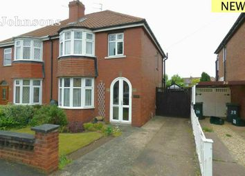 Thumbnail 3 bed semi-detached house for sale in Hillcrest Road, Wheatley Hills, Doncaster.