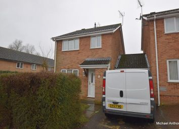 Thumbnail 3 bedroom link-detached house for sale in Padstow Avenue, Fishermead, Milton Keynes