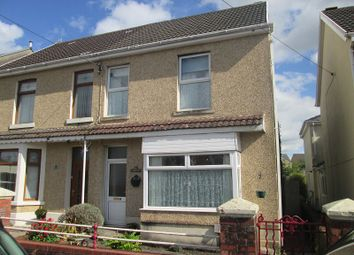 Thumbnail 3 bed semi-detached house for sale in Pontardulais Road, Gorseinon, Swansea, City And County Of Swansea.