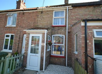 Thumbnail 2 bed terraced house for sale in Church Crofts, Manor Road, Dersingham, King's Lynn