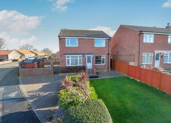Thumbnail 4 bed detached house for sale in Fairmead Way, Whitby, North Yorkshire, .