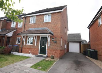 Thumbnail 3 bed end terrace house to rent in Bonnewe Rise, Amesbury, Salisbury