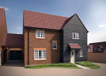 Thumbnail 3 bed detached house for sale in Plot 15 The Bulbourne, Saints Hill, Slough Lane, Saunderton, High Wycombe, Buckinghamshire
